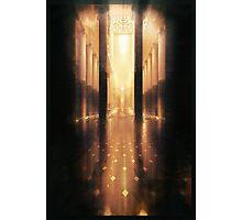 Atrium of Rebirth Photographic Print