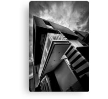 Docklands Architecture Canvas Print