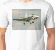 McDonnell Douglas F/A-18C Hornet J-5005 Unisex T-Shirt