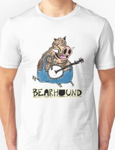 Hog Playing Banjo T-Shirt