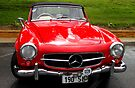 WOW !!! Mercedes Benz 190 SL 1958 model  by Carole-Anne