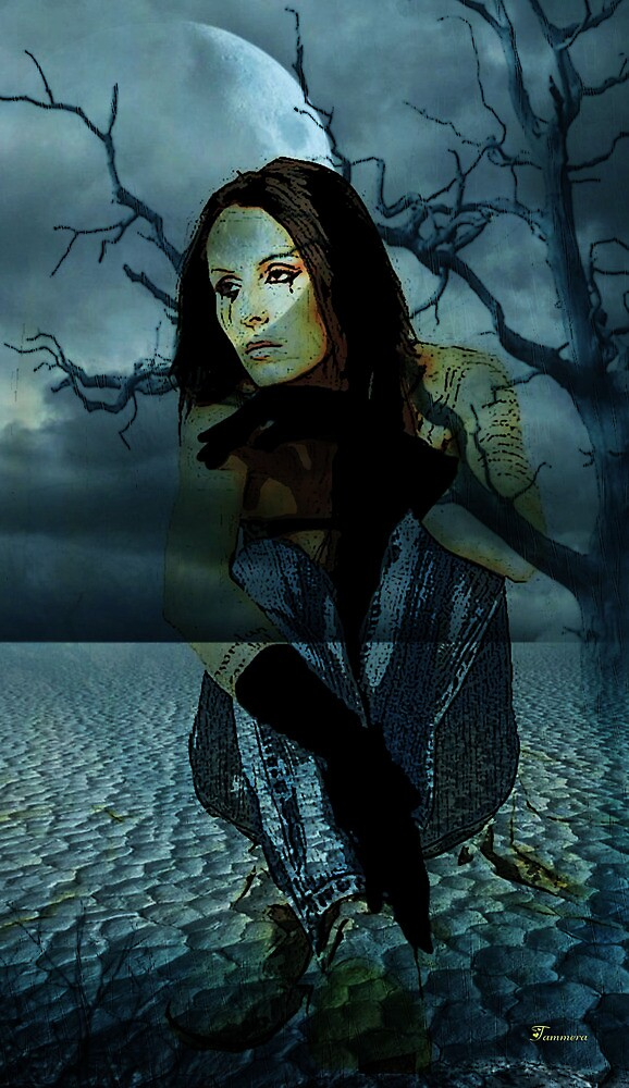 BLUE MOON by Tammera