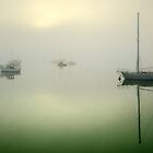 Floating In Infinity by Sam Sneddon
