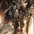Atlantean Sentinel by Raelsatu