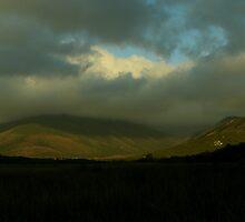 A storm brewing by Matt  Carlyon