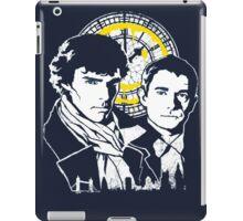 Sherlock Design iPad Case/Skin