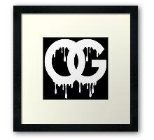 OG Framed Print
