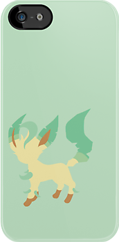 Leafeon by rrryan