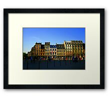 Lille, France Framed Print