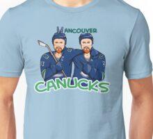 Canucks Sedins T-shirt Unisex T-Shirt