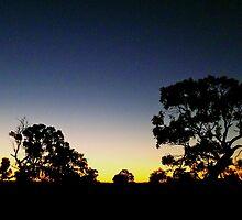 Western Victorian Sunset by Lucas Modrich