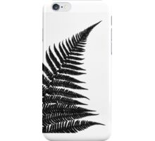 Silver Fern iPhone Case/Skin