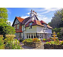 GUEST HOUSE Photographic Print