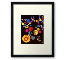 Time is of the Essence Framed Print