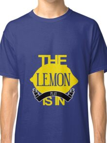 The Travelling Lemon Classic T-Shirt