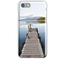 Tranquility - Lake Tarawera iPhone Case/Skin