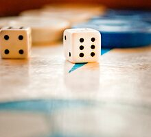 Roll the Dice II by Clockworkmary