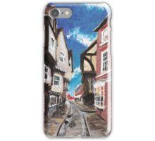 The Shambles, York iPhone Case/Skin