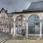 Aachen, Hof by hdamm