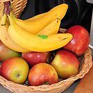 fruit & home - stillife by Daidalos