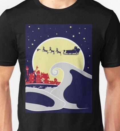 Spooky Christmas Night Unisex T-Shirt