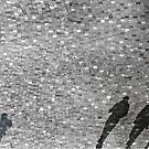 Monastiraki Pavement by Clockworkmary