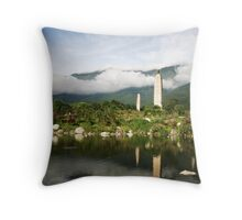 Buddhist China 4 Throw Pillow