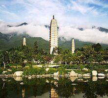 Buddhist China 5 by barnabychambers