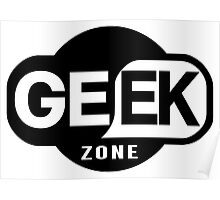Geek Zone Poster