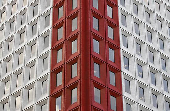 Red Corner by Stephen Mitchell