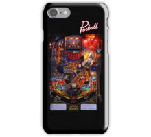 Doctor Who Pinball iPhone Case/Skin