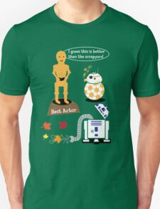 Droids are forever! T-Shirt