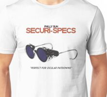 Optical Patdown Glasses- Securispecs Its Always Sunny Unisex T-Shirt