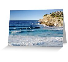 The Morning Surf 2 Greeting Card