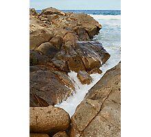 Tidal Rush Photographic Print