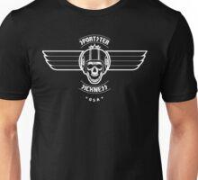 Sportster Sickness - USA Unisex T-Shirt