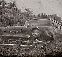 '57 Chevy Wagon by Edith Reynolds