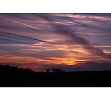 Sunset In NSL.. Photographic Print