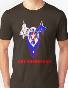 Air Force Thunderbirds F-22 Raptor Unisex T-Shirt