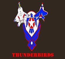 Air Force Thunderbirds F-22 Raptor Unisex T-Shirt