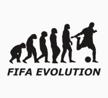 FIFA EVOLUTION PARODY (white) by Yiannis  Telemachou