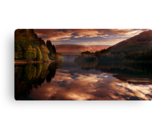 Howden View Canvas Print