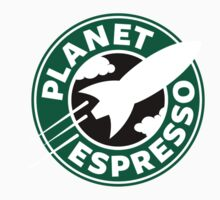 Planet Espresso Kids Tee