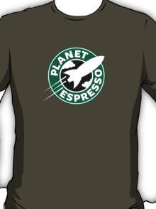 Planet Espresso T-Shirt