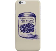 Abby Normal iPhone Case/Skin