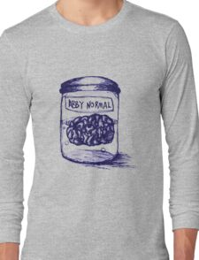 Abby Normal Long Sleeve T-Shirt