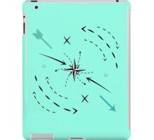Neverland Compass iPad Case/Skin