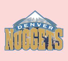 Denver Nuggets Skyline Kids Clothes