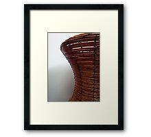 Basket 2 Framed Print