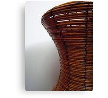Basket 2 Canvas Print